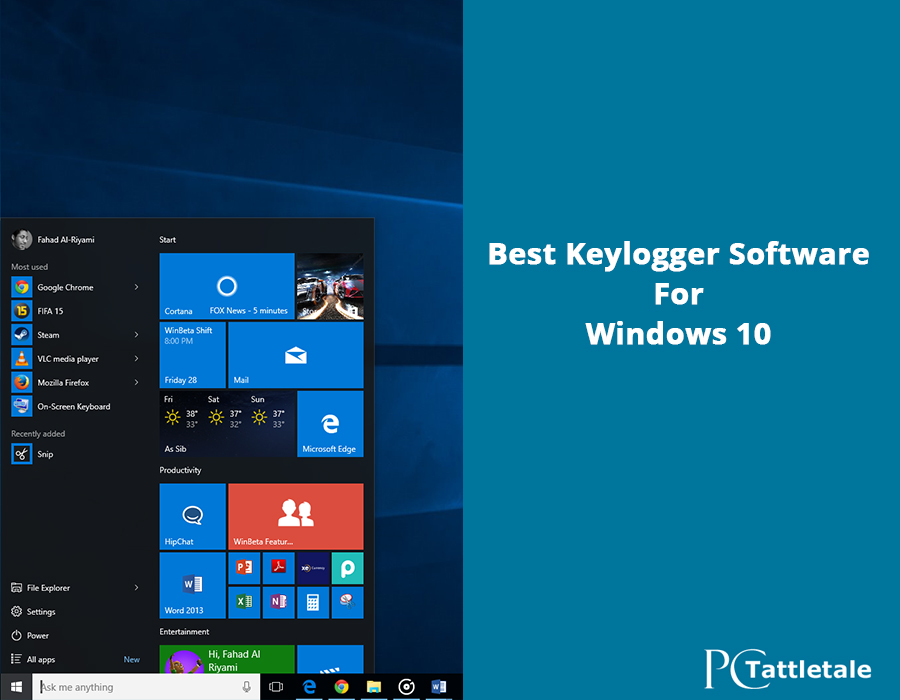 top 5 best keyloggers for windows 10 in 2018 what to look for pc