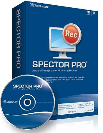 spector pro software and keylogger