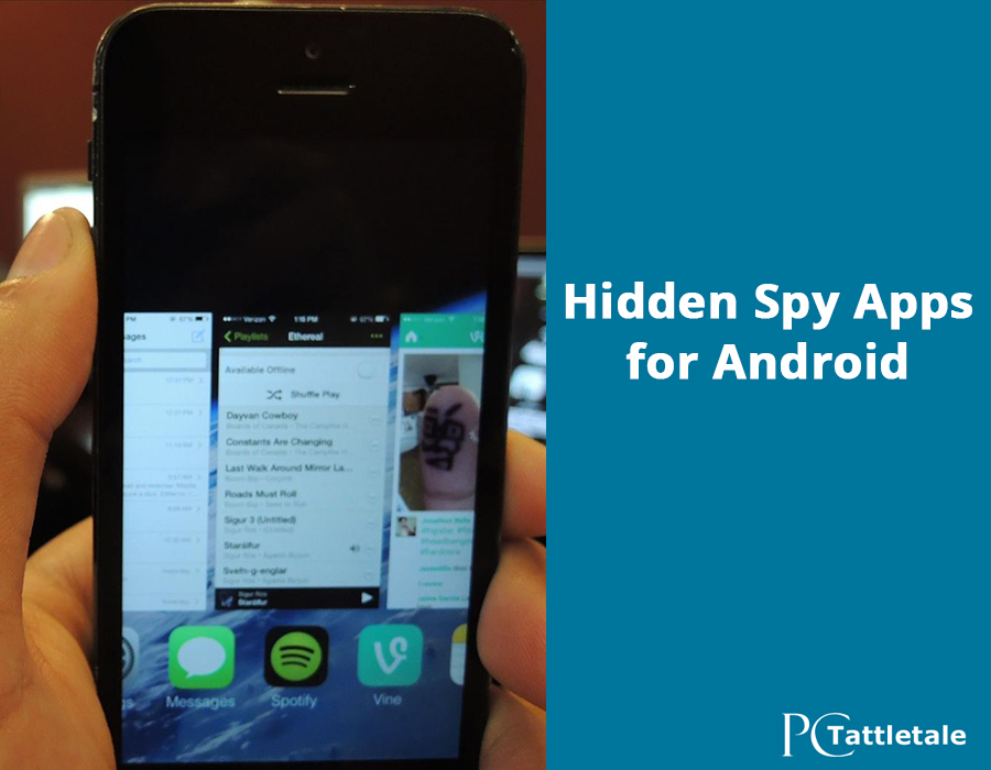 secret spy app for android