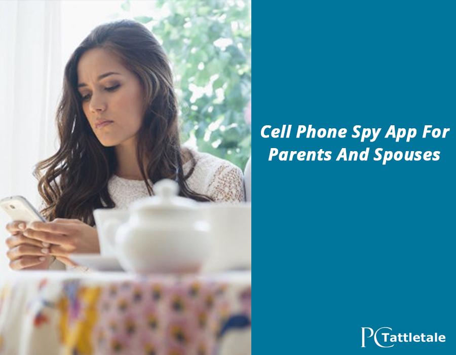 Parent spy app