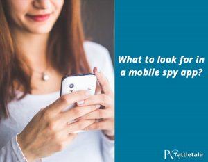 Mobile spy app